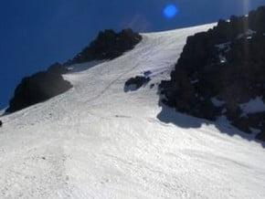 Image of South Face, Kazbek (5 033 m / 16 513 ft)