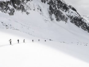Image of Vanoise Haute Route Ski, Alps