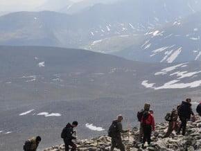 Image of North Rib, Narodnaya (1 895 m / 6 217 ft)