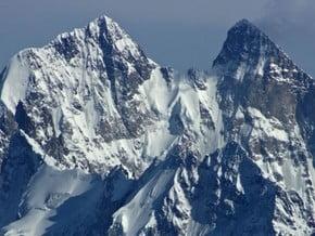 Image of Ushba (4 700 m / 15 420 ft)