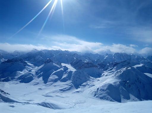 DIRAN PEAK (7,268 M) PAKISTAN