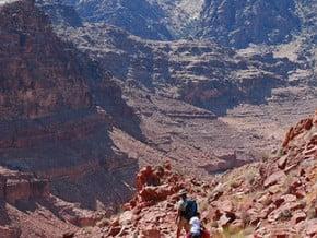 Image of Petra Through the Back Door