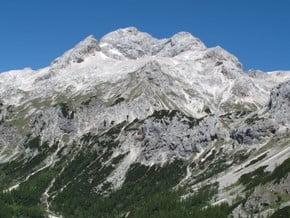 Image of Triglav (2 864 m / 9 396 ft)