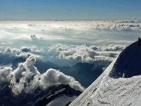 Image of Weissmies (4 017 m / 13 179 ft)