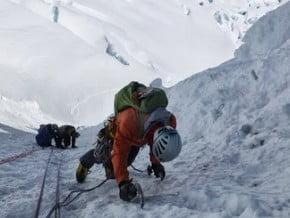Image of French Direct, Alpamayo (5 957 m / 19 544 ft)