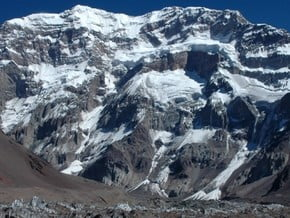 Image of Aconcagua Base Camp Trek, Andes