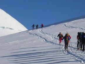 Image of Monte Rosa Ski Tour, Alps
