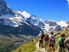 Image of Bernese Oberland Trek, Alps