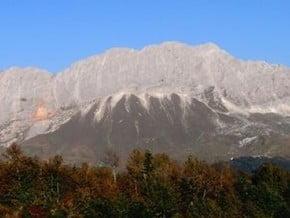 Image of Gora Fisht (2 850 m / 9 350 ft)