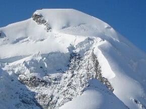Image of Allalinhorn (4 027 m / 13 212 ft)