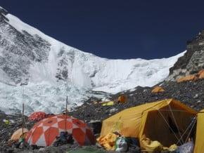Image of Everest Advanced Base Camp (Tibet), Everest (8 848 m / 29 029 ft)