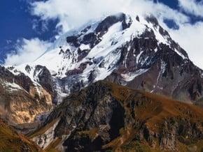 Image of Kazbek Base Camp Trek, Caucasus Mountains