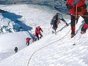 Image of Normal Route, Nevado Pisco (5 752 m / 18 871 ft)