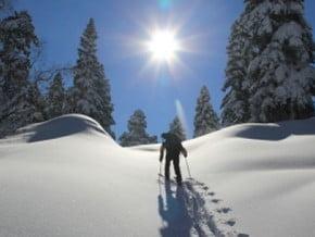 Image of Krasnaya Polyana Skitour, Caucasus Mountains