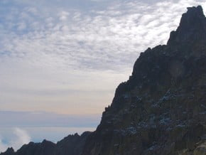 Image of Pico Almanzor (2 592 m / 8 504 ft)