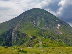 Image of Goverla (2 061 m / 6 762 ft)