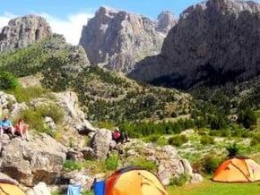 Image of Taurus Mountains Trek, Alps