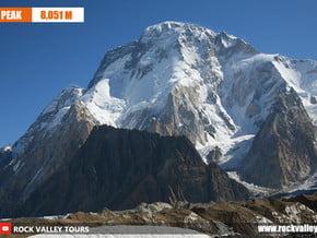 Image of Broad Peak Central (8 011 m / 26 283 ft)
