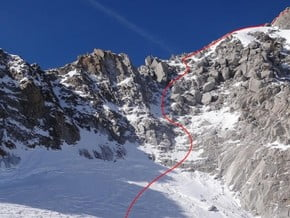 Image of Normal Route, Tour Ronde (3 792 m / 12 441 ft)