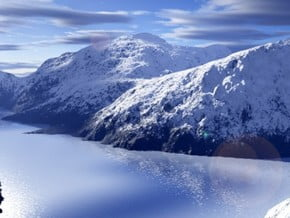 Image of Snowy Mountains