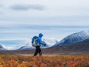 Image of Eastern Route, Kebnekaise Sydtopp (2 104 m / 6 903 ft)