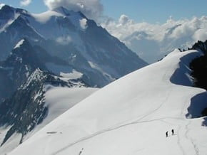 Image of Grand Bec Traverse, Le Grand Bec (3 398 m / 11 148 ft)