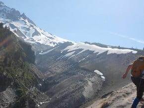 Image of Timberline Trail, North American Cordillera