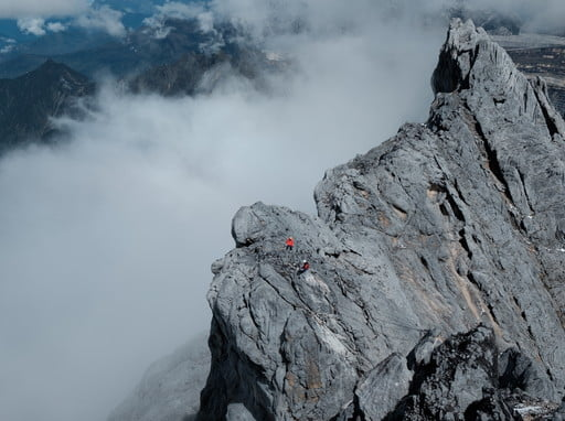 Carstensz Pyramid Expedition by Helicopter