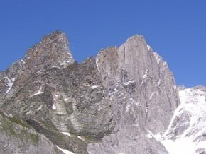 Image of Pointe de la Grande Gliere (3 392 m / 11 129 ft)
