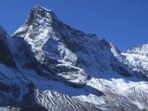 Image of Pointe de la Grande Gliere - South grate (normal route), Pointe de la Grande Gliere (3 392 m / 11 129 ft)