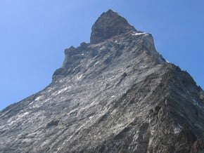 Image of East Ridge, Matterhorn (4 478 m / 14 692 ft)