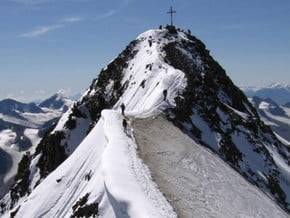 Image of Wildspitze (3 768 m / 12 362 ft)