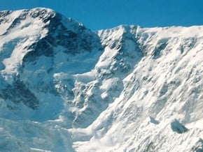 Image of Peak Pobeda (7 439 m / 24 406 ft)