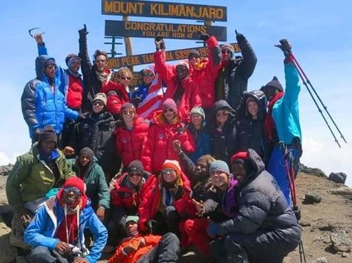 7 Days Kilimanjaro climb via marangu Route.