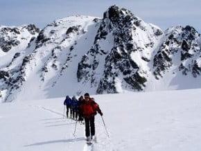 Image of Silvretta Ski Tour, Alps