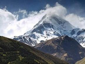 Image of kazbek, Kazbek (5 033 m / 16 513 ft)