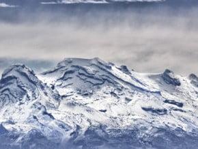 Image of Iztaccihuatl - Portillos, Iztaccihuatl (5 230 m / 17 159 ft)