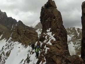 Image of Normal Route, Gratuleta (4 230 m / 13 878 ft)