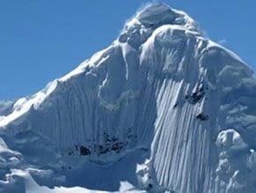 Image of Peru: Expedition Nevados Urus (5495m), Ishinca (5530m) and Tocllaraju (6034m)-&-Huascaran (6768 m), Tocllaraju (6 038 m / 19 810 ft)