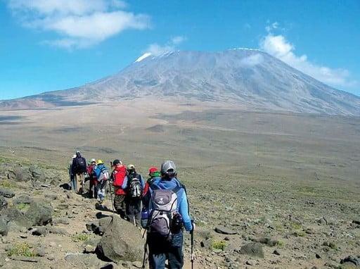 8 Days Kilimanjaro climb via Rongai Route.