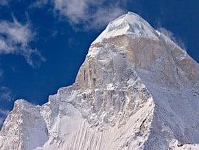 Image of Mt. Shivling (6 543 m / 21 467 ft)
