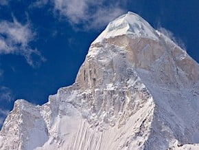 Image of Mt. Shivling (6 543 m / 21 467 ft)