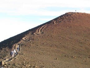 Image of Normal Route, Mauna Kea (4 205 m / 13 796 ft)