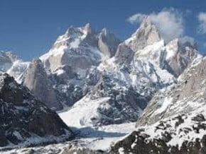 Image of Baintha Brakk (7 285 m / 23 901 ft)