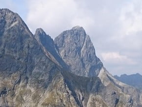 Image of Normal Route, Rysy (2 503 m / 8 212 ft)