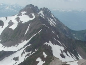 Image of Grauspitz (2 599 m / 8 527 ft)
