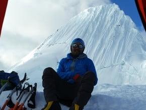 Image of Alpamayo (5 947 m / 19 511 ft)