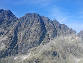 Image of Standard Route, Gerlach (2 655 m / 8 711 ft)