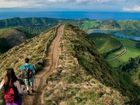 Image of Walking in the Azores