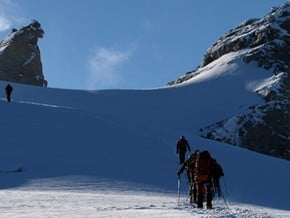 Image of Italian Normal Route, Gran Paradiso (4 061 m / 13 324 ft)